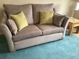 Multiyork sofa and 2 chairs