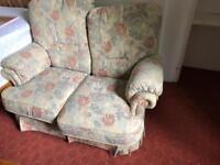 2 seater sofa. Good condition