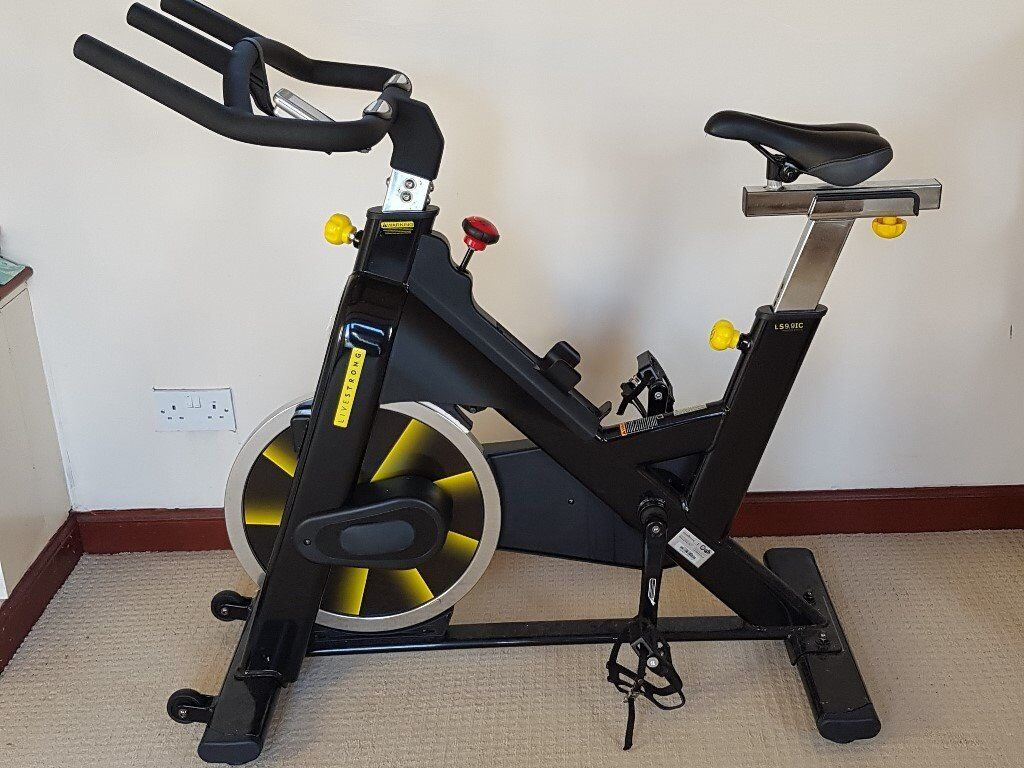 Quot Spin Quot Exercise Bike Livestrong Ls9 91c Premium Quality
