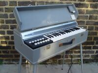 FREE DELIVERY Vintage J Busilacchio Electric Reed Organ Retro Instrument
