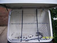 Luggage Backbox (Carry All Box) suitable for Motorhome