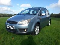 2005 '05' Ford Focus C-Max MPV Genuine 87k Full Dealer history 1 Lady owner from new scenic c4