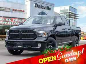 2018 Ram 1500 BIG HORN | DEMO | ECO DIESEL | BLACKTOP PKG |