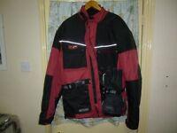 XXL Weise Westward Motorcycle Jacket