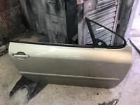 Peugeot 307 cc door