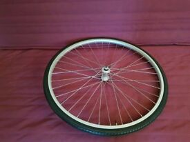 New bicycle wheel and tyre, 32-622 (700x32C)