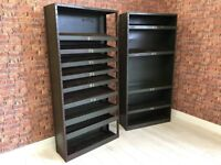 Industrial Army Military Storage Racking Shelf Cabinets