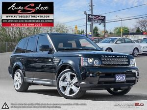 2013 Land Rover Range Rover Sport AWD **HSE LUXURY** ONLY 77K...
