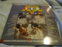 "Various – Now Dance: The 12"" Mixes - 2 x Vinyl LP - 1985 - Cat# NOD 1"