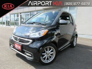 2016 smart fortwo electric drive passion / Sunroof