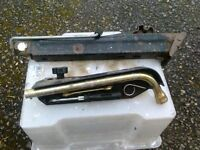 VW T4 Transporter Jack with tool kit (used)