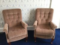 2 Sherborne Armchairs - Excellent Condition