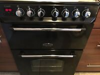 Range masters 60 wide classic cooker . 3 months old ! House move forces sale