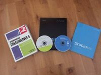Macromedia Studio MX 2004 - Includes Dreamweaver, Flash, Fireworks and FreeHand