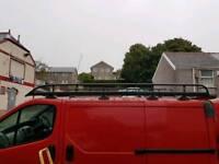 Vivaro primastar trafic roof rack