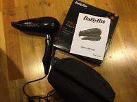 BaByliss Travel Dry 2000