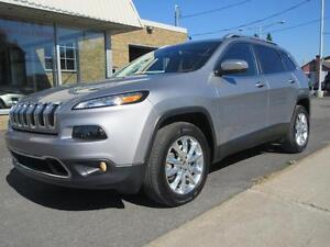 2015 Jeep Cherokee Limited *CUIR+TOIT*