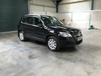 2009 vw Tiguan se 2.0 tdi 4 motion 1 owner 97,000!! Fsh excellent condition cheapest in country