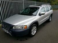 Volvo xc70 awd 56 plate very clean