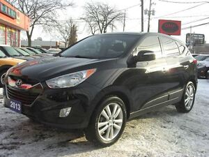 2013 Hyundai Tucson Limited AWD *Navi / PanoRoof / Leather*