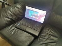 Windows 10 Laptop - 8gb ram - 2.3gz intel core - 15.6inch - webcam