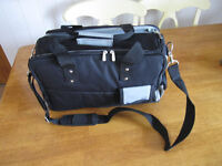 Engineer / Technician / Electrician, Laptop Bag With Tool Storage Compartments.