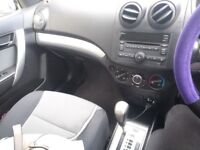 Automatic Chevrolet Aveo 1.4 2010