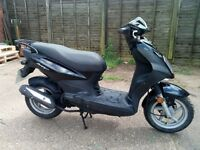 Sym Symply 50cc (2012) delivery available