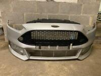 Ford Focus ST 2015 2016 2017 2018 front bumper genuine