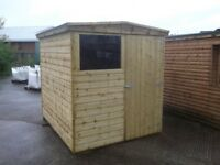Pressure Treated Garden Buildings