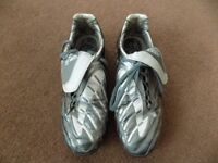Ladies Adidas (predator) grey trainers - UK Size 7
