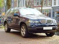 Awesome X5 with Panoramic Roof.