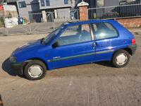 Peugeot 106 Independence 1.1 petrol 3 door hatchback