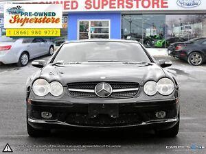 2005 Mercedes-Benz SL-Class ***NAV/hardtop convertible*** Windsor Region Ontario image 2