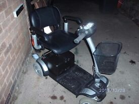mobilty scooter small fits in carboot