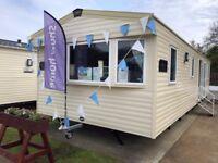 Cheap Static caravan in Tenby