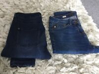 Next Jeans Cigarette 8R NEXT Jeggins 10R