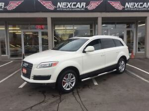 2008 Audi Q7 3.6L 7 PASS QUATTRO AWD LEATHER PANORAMIC ROOF