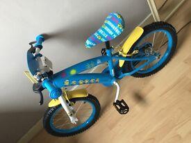 16inch Minion Bike **BRAND NEW**