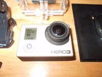 GO PRO HERO 3 Black 4K ( with wireless controller)