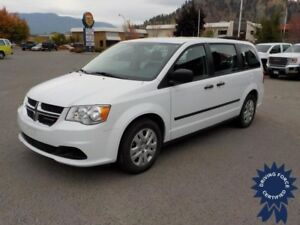 2016 Dodge Grand Caravan Canada Value Package, 7 Passenger, 3.6L