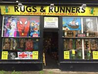 NEW RUG SHOP NOW OPEN !!