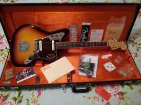 Fender 65 Jaguar American Vintage Reissue USA Electric Guitar Stratocaster Telecaster Jazzmaster