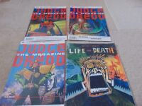 joblot,lot collectible comics from 1990,carboot,items,present,gifts