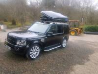 Landrover discovery 3 metropolis. 2.7 diesel high spec