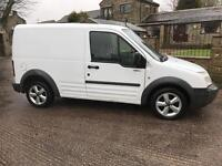 Ford transit connect tdci .rear seats