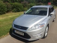 Ford Mondeo 2.0 TDCi ECO Titanium X Business, Full Service History