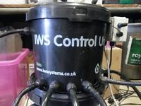 IWS FULL HYDROPONIC FLOOD AND DRAIN SYSTEM/GROW KIT- 6,12,24 or 48 pot.