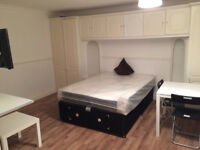 Large Bright Newly refurbished studio flats in Stevenage