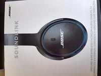 Bose Soundlink Wireless Headphones under warranty